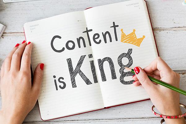 خدمات استراتيجية تسويق المحتوى
