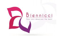 بيانتشي لمنتجات مستحضرات التجميل Biennicci