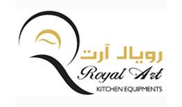 شركة رويال آرت لمعدات المطابخ