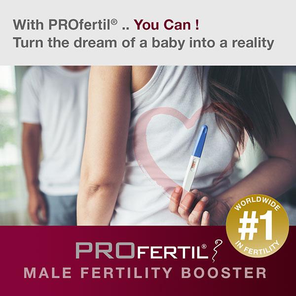 PROfertil Arabia Qatar - Fertility product in Qatar