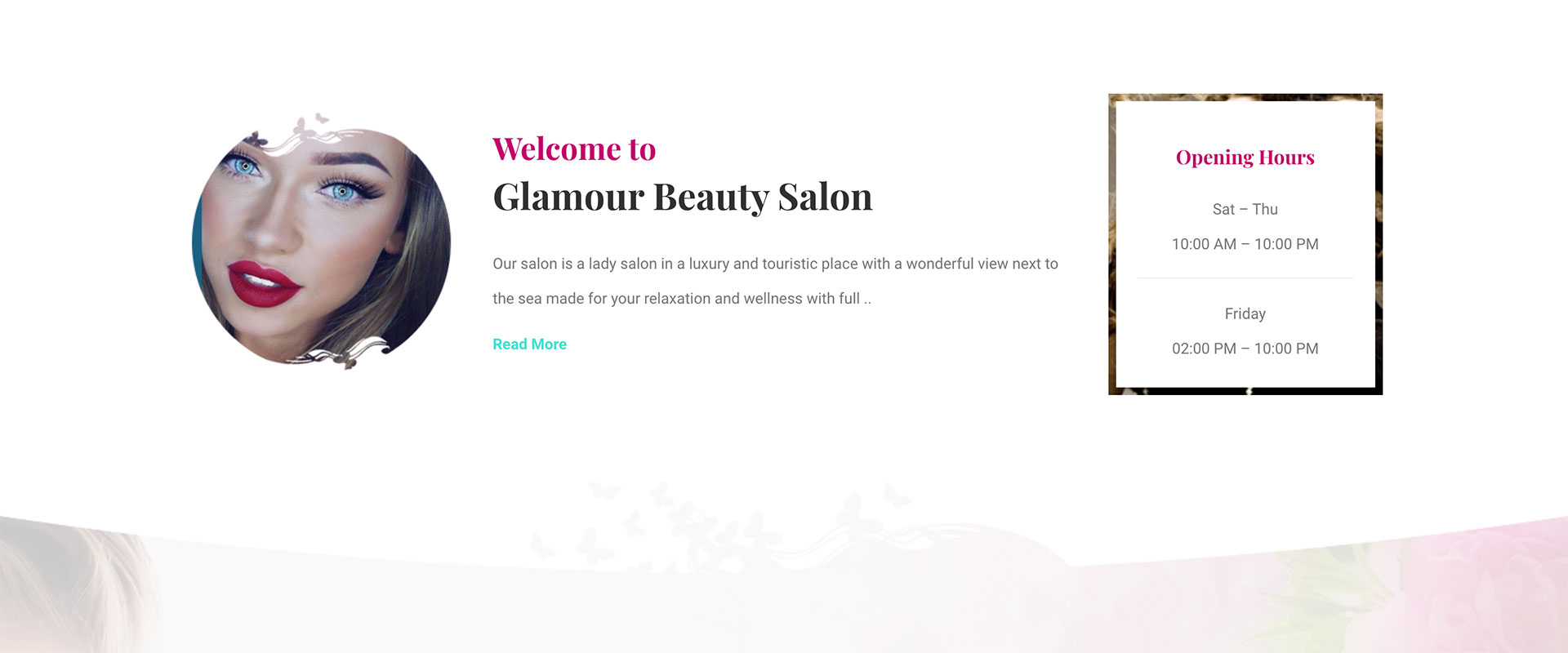 Glamour Beauty Salon Qatar