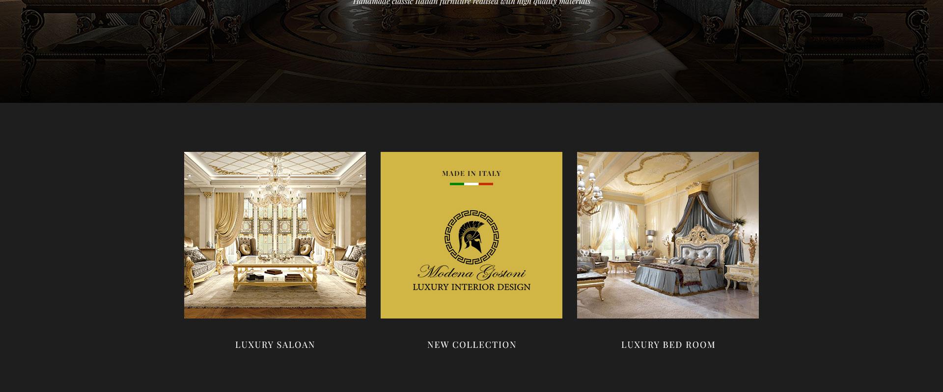 Modena Gastoni Interior Design Qatar