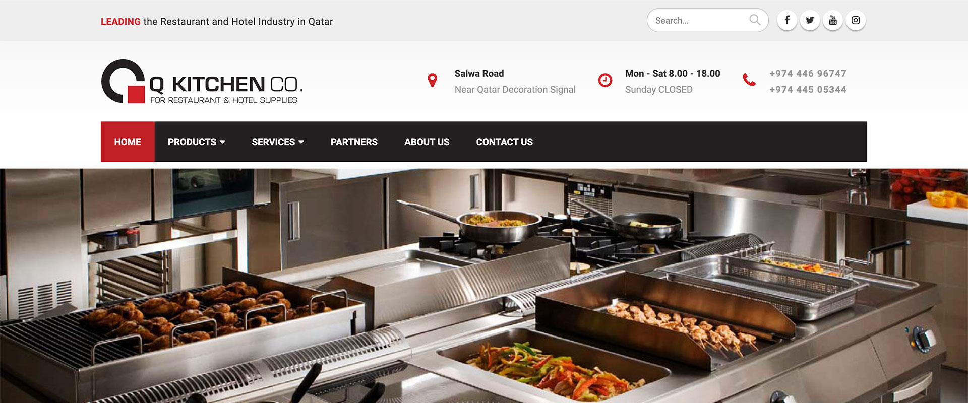 Q Kitchen Co Qatar