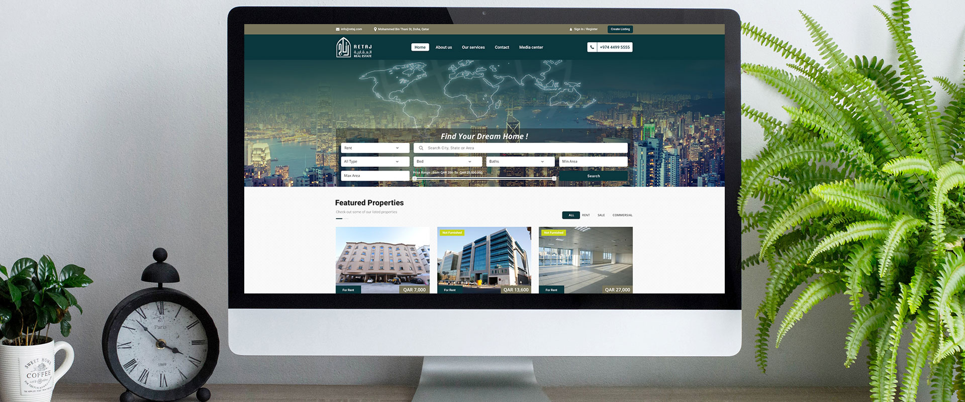 Retaj Real Estate Qatar