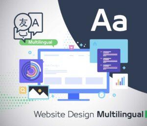 Website Design Multilingual New Waves Qatar